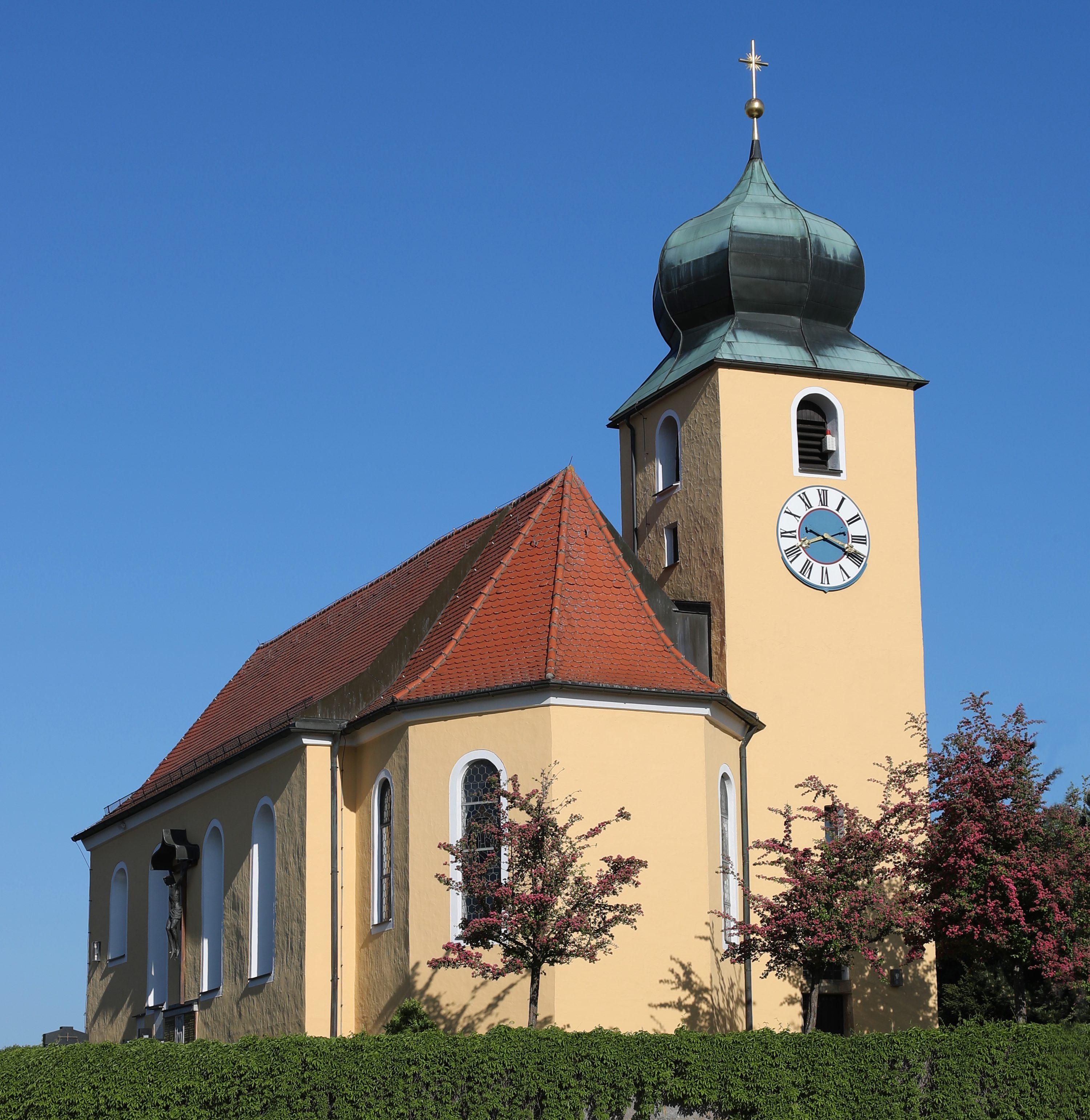 Pfarrei Lambertsneukirchen